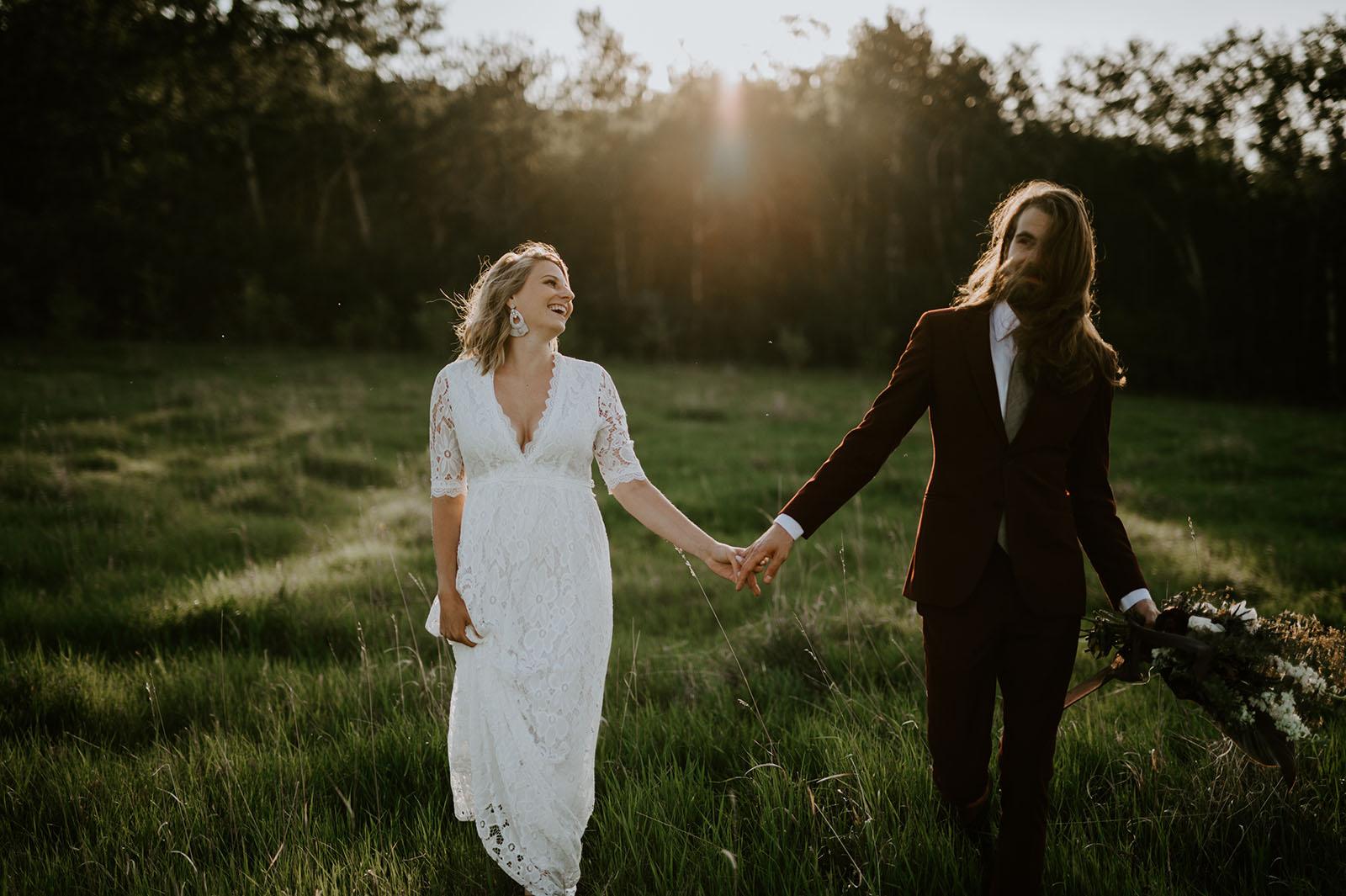 prairie elopement