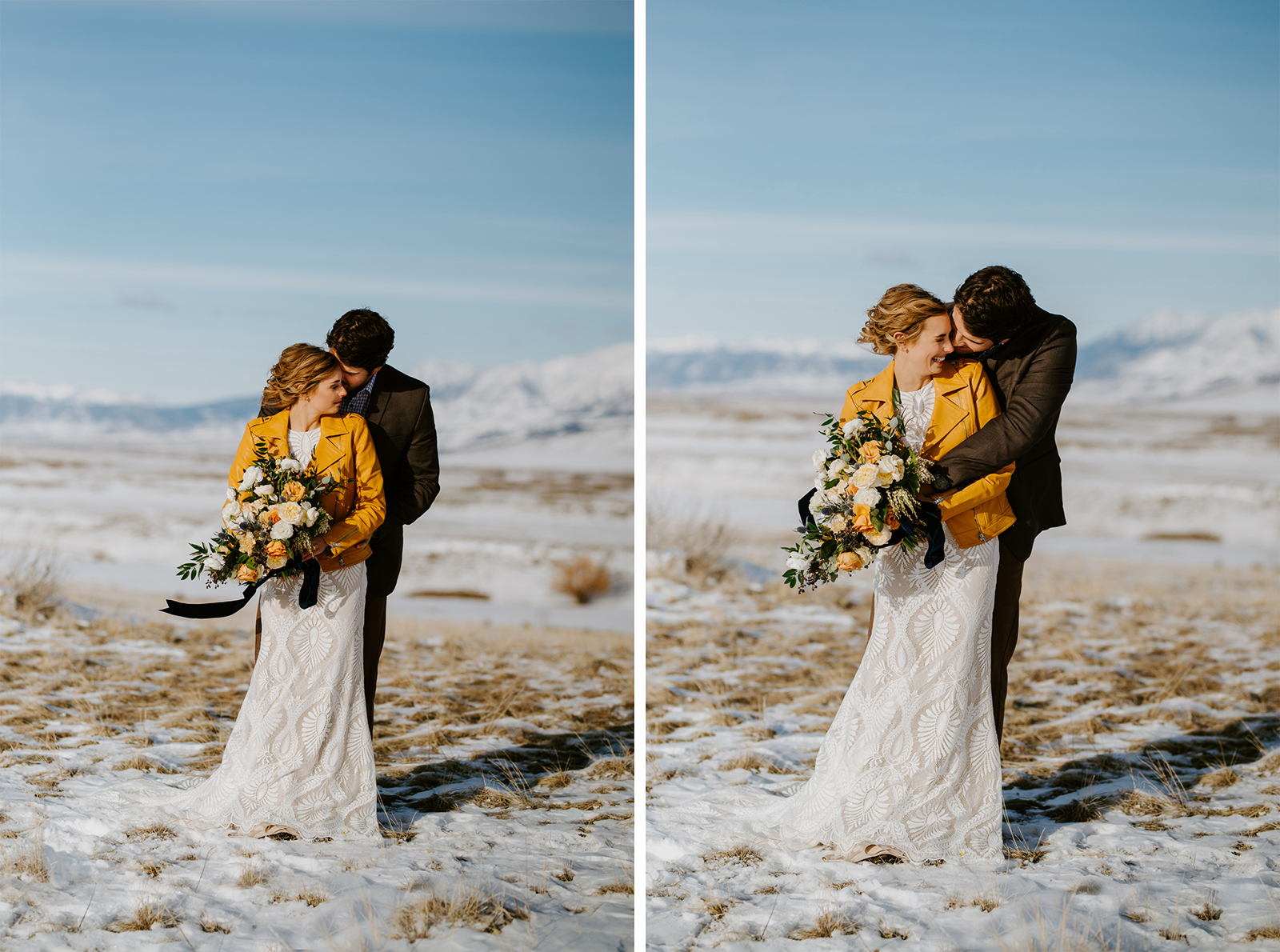 paradise valley Montana wedding